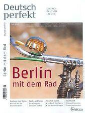 Deutsch perfekt, Heft Mai 05/2015: Berlin mit dem Fahrrad +++ wie neu +++
