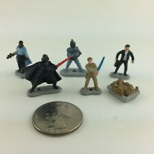ZY MICRO MACHINES STAR WARS figures BESPIN BOBA FETT Playset Galoob LOOSE LOT