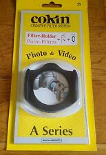 COKIN Porte filtres / Filter Horder Photo & Video + Bague Ring 55 mm serie A New