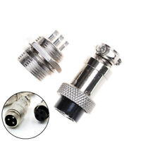 Battery Charger Plug Connector Metal Silver Replacement Accessories Scooter