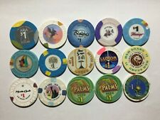 More details for 15 casino chips from the good ol' us of a (america).