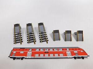CU474-0,5# Fleischmann H0 6053 Ergänzungsset für 6052/6052 C Drehscheibe, NEUW