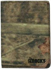 Rocky Wallet Mens Bifold Mossy Oak Card Currency Pockets Camo RBW157