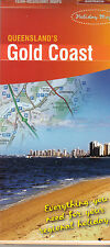 Gold Coast holiday map  new    New, sameday  free airmail worldwide