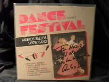 Ambros Seelos Show Band - Dance Festival Vol.2 (mit Autogramm)
