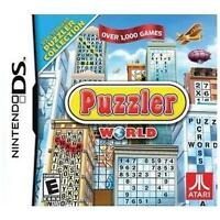 Puzzler World ( Nintendo DS *Game only ) Usually ships within 12 hours!!!