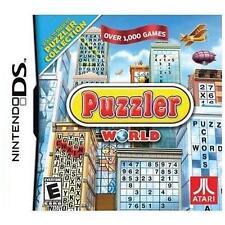 Puzzler World (Nintendo DS) Lite Dsi xl 2ds 3ds xl