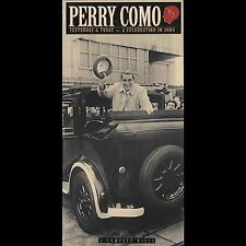 Yesterday & Today: A Celebration in Song by Perry Como (CD, Oct-1993, 3 Discs, R