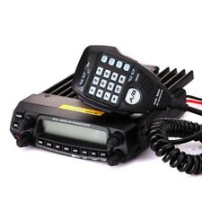 AnyTone AT-588UV VHF+UHF136-174/400-490MHZ Mobile Car Radio+Programming Cable