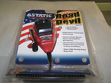 Astatic RD104EDX1 RED HAND MICROPHONE