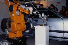 517000 Hanover Industrial Trade Fair Robots A4 Photo Print