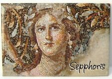 Mona Lisa of Galilee MAGNET Woman Mosaic from Zippori Sepphoris Holy Land Israel