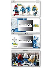 Smurfs Vinyl Skin Sticker for Nintendo DSi