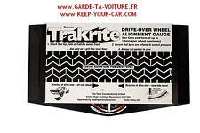 GUNSON G4008 Trakrite-Platine de réglage du parallélisme