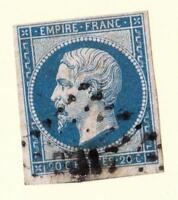 EMPIRE  N°14 B ( TYPE II  ) oblitéré  sans défauts ! CV : 6 €