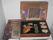 2000 Harry Potter And The Sorcerer'S Stone Boardgame Complete In Box Cib