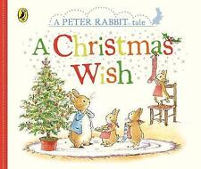 Peter Rabbit: A Christmas Wish by Beatrix Potter (Board book, 2017)