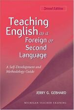 Teaching English as a Foreign or Second Language, Second Edition: A Teacher Self