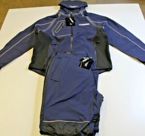 G. Loomis Rain Suit Jacket & Pants Sz Medium Pro Staff Only New GLRAINSUITM