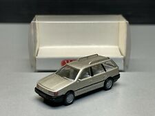Volkswagen VW PASSAT B3 Variant 35i Auto Kombi Combi Silver Wiking H0 1:87 OVP