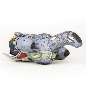 """Firefly Serenity 6"""" Plush Joss Weadon Official Ship Sold Out NWT New Mint"""