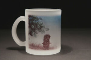 Hedgehog in the Fog film by Norstein/Norshteyn Coffee Mug (Hedgehog & Horse)