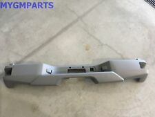 CHEVY AVALANCHE REAR BUMPER GRAY PLASTIC COVER 2002 NEW OEM GM  88938464
