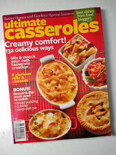 Better Homes & Gardens Ultimate Casseroles Special Edition Magazine