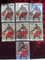 2013-14 Panini Prizm Otto Porter Jr. Rookie RC 7x Card LOT