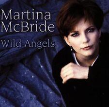 Martina McBride Wild angels (1996) [CD]