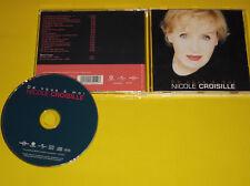 """CD NICOLE CROISILLE  DE VOUS A MOI """"CLAUDE LELOUCH' + 2 BONUS"""
