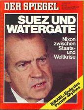 SPIEGEL 44/1973 Richard Nixon zwischen dem Watergate-Skandal