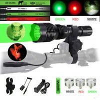 VasFire Green LED light Coyote Hog Pig Varmint Predator Hunting Light Scope Bow