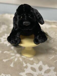 GANZ Webkinz Black Lab Dog Puppy Sealed Unused Code Retired HM136 NEW 1st Series