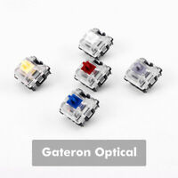 Gateron Optical Switch DIY Replaceable Switches for Mechanical