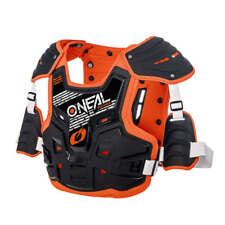 New Adult O'Neal PXR Stone Sheild Chest Protector Armour Motocross Enduro Orange