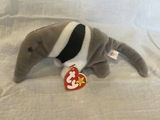 New listing Ty Beanie Babies Ants the Anteater Rare with Tag Errors 1997/1998