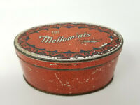 Vintage Brandle & Smith Philadelphia Mellomints Tin