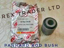 2 * Rear Panhard Rod Bushes Landcruiser 80 series FJ80, FZJ80, HDJ80, 1989-1998