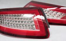 LED BAR RÜCKLEUCHTEN SET für PORSCHE 911 TYP 997 VORFACELIFT ROT KLAR KRISTALL
