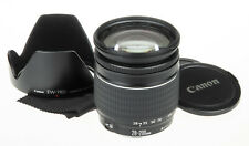 Canon 28-200mm f/3.5-5.6 EF zoom lens +EW-78D hood   excellent condition