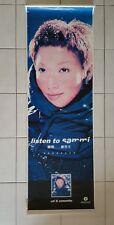 Sammi Cheng ( 鄭秀文) ~ Listen To Sammi Original Promo Poster by Warner Music