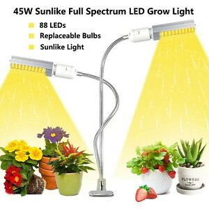 USB LED Grow Light Sunlike Growing Lamp Indoor Plants Hydroponic Plant Lamp