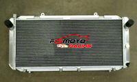 2 row Aluminum Radiator For TOYOTA MR2 SW20 3SGTE 1990-1997 92 93 94 95 1996 MT