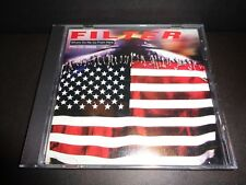 WHERE DO WE GO FROM HERE by FILTER-Rare Collectible Promotional CD Single