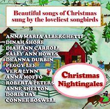 CHRISTMAS NIGHTINGALES  CD NEW+