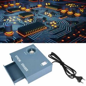 Ultraviolet UV Light EPROM Chip Data Eraser High Speed Erasable Timer (EU Plug)