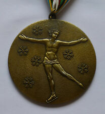 St. Moritz 1928 Winter Olympics - II Olympic Winter Games decoration medal
