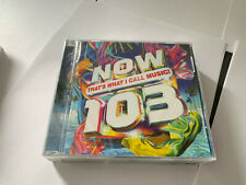 Now That's What I Call Music 103 (CD, JUL-2019, Now)