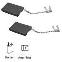Kohlebürsten Motorkohlen für Bosch HV 81 , 1333 , 1340 - 6,3 x 16 x 22 mm (2058)